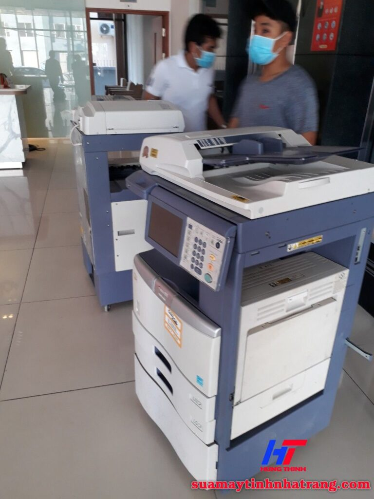 sửa máy photocopy tại nha trang