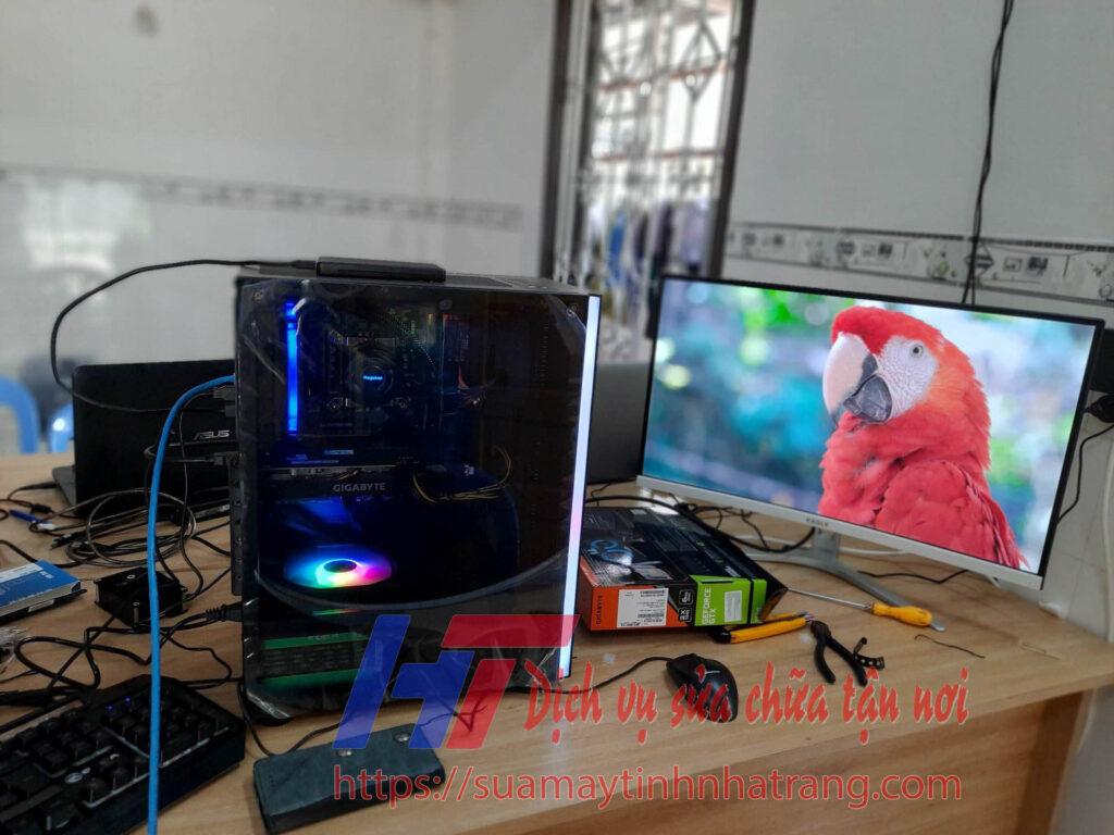 Sửa máy tính tại Diên Khánh